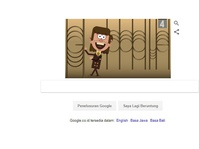 Eduard Khil & Video Mr. Trololo Jadi Google Doodle Hari Ini
