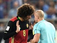 Gol Lukaku Antar Belgia Lolos Putaran Final Piala Dunia 2018
