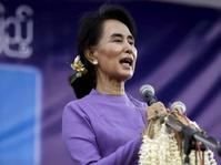 Suu Kyi Lakukan Kunjungan Perdana ke Lokasi Konflik Rohingya