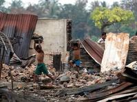 Taktik Bumi Hangus: dari Timor Timur Hingga Rohingya