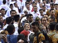 Ada Pendukung Jokowi Bentuk Relawan Pakai Nama 212