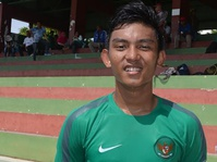 Timnas U-19 Vs Brunei: Rafli Alumni Liga Santri Cetak 3 Gol