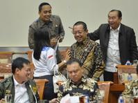 Rapat DPR-KPK Tak Bahas Tuduhan Obstruction of Justice