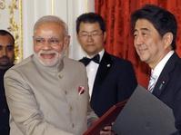 Jepang-India Pun Membikin Jalur Sutra untuk Saingi Cina