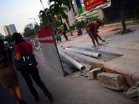 Renovasi Pedestrian Untuk Difabel