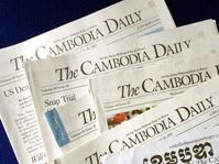 Hun Sen Makin Diktator, Cambodia Daily Dibungkam