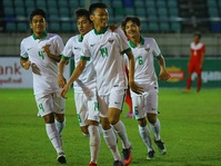 Live Streaming Timnas Indonesia U-19 vs Myanmar Sore Ini
