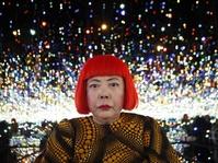 Yayoi Kusama Sang Ratu Polkadot