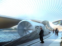 Ambisi Cina Bangun Kereta Supercepat Pesaing Hyperloop