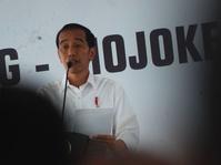 Presiden Jokowi Sebut Laporan WTP dari BPK Bukan Prestasi