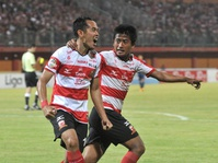 Live Streaming Madura United vs Sriwijaya FC 22 September