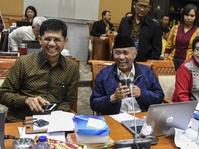 Usai Rapat dengan KPK, DPR Pastikan Susun RUU Penyadapan