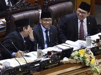 Rapim DPR Tak Bahas Rekomendasi Pansus Angket KPK