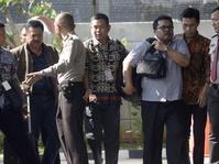 KPK Membawa Empat Orang yang Terjaring OTT di Banjarmasin