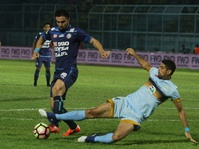 Live Streaming GoJek Traveloka Liga 1: Arema FC vs Persija