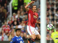 Jadwal Premier League 2017: Manchester United vs Everton
