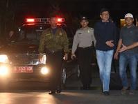 KPK Tahan Eddy Rumpoko di Rutan Cipinang