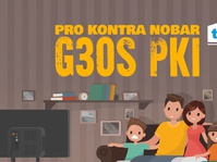 Pro Kontra Nobar G30S PKI