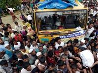 Bangladesh Mengatur Kelahiran di Tempat Pengungsian Rohingya