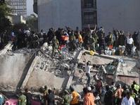 Meksiko Kembali Diguncang Gempa, Lebih dari 100 Orang Tewas