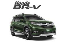 Distribusi Honda BR-V Tanda Konsumen Low SUV Naik Kelas