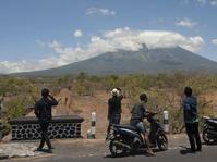 Debu Vulkanik Gunung Agung Dinyatakan Tidak Terdeteksi