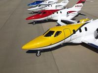 HondaJet Lakukan Penerbangan Perdana ke Indonesia
