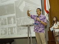 Sandiaga Klaim Angka Kemiskinan Jakarta akan Turun dengan OK OCE