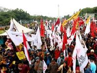 Petani Menuntut Reforma Agraria