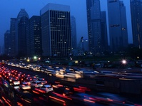 Jakarta Memasuki Musim Penghujan