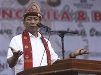 Wiranto Yakin Bisa Selesaikan Konflik Internal Hanura dalam 1 Hari