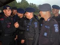 Kontak Senjata di Tembagapura: 1 Personel Brimob Tewas, 2 Terluka