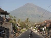 KPU Gelar Rapat Terkait Dampak Gunung Agung terhadap Pilkada