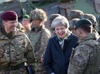 Theresa May: ISIS Belum Sepenuhnya Kalah