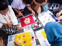 Edukasi untuk Disabilitas di Hari Batik Nasional