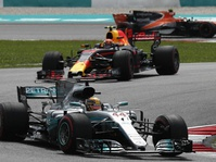 Formula 1 2017 Amerika: Hamilton Tercepat di Sesi Kualifikasi