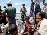 Kembali ke Myanmar, Pengungsi Rohingya Tinggal di Kamp Sementara