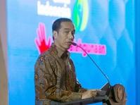 Presiden Joko Widodo Ucapkan Selamat Hari Perempuan Internasional