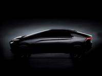 Mitsubishi e-Evolution ConceptDipamerkan di Tokyo Motor Show 2017