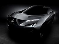 Mitsubishi e-Evolution Concept Hadir di Tokyo Motor Show