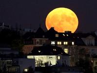 Harvest Moon Si Bulan Eksotis Bisa Dinikmati Kamis Malam Ini