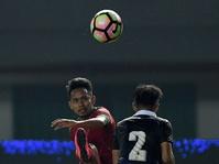 Hasil Indonesia vs Suriah Skor Babak Pertama 0-0