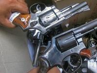 Mental Jago Kandang Pemilik Senjata Api di Indonesia