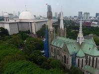 Istiqlal Sediakan Parkir bagi Jemaat Katedral untuk Hindari Macet