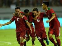 Selebrasi Kemenangan Timnas U-19