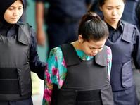 Siti Aisyah ke Bandara Jalani Reka Ulang Pembunuhan Kim Jong-nam