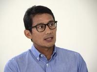 Sandi Belum Mau Tunaikan Janji Lepas Saham DKI di Delta Djakarta