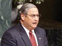 Mantan Presiden El Salvador Armando Calderon Tutup Usia