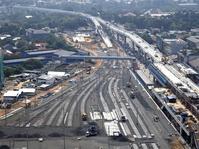 Dagangan Mati akibat Proyek MRT Jakarta