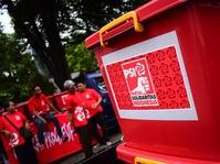 PSI Siap Lalui Tahapan Verifikasi KPU untuk Pemilu 2019